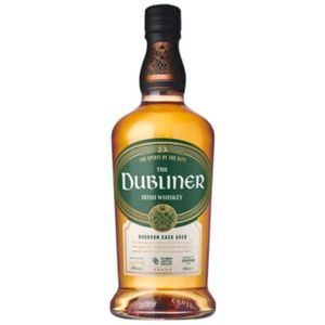 The Dubliner Irish Whiskey 0,7l, alc. 40 Vol.-%, Irland Whiskey