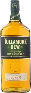 Tullamore D.E.W. Irish Whiskey Triple Distilled   40 % vol   0,7 l