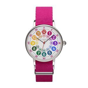 MNA 1030 M Armbanduhr Mädchen Kinderuhr Uhr Lernuhr Kinder Kinderarmbanduhr
