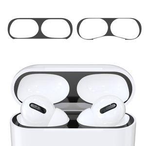 Staubschutz Sticker kompatibel mit Apple AirPods Pro