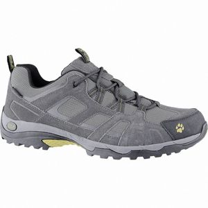 Jack Wolfskin Vojo Hike Texapore Men Herren Leder Mesh Outdoor Schuhe burly yellow, Texapore Ausstattung