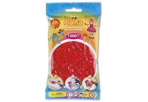Hama-Perlen Rot 1000Stück, 1Beutel