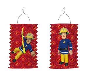 Amscan lampion-Feuerwehrmann Sam 28 cm Papier