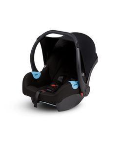 Anex Autositz Neu (2 Farben) schwarz