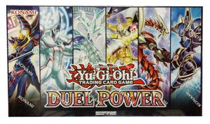 Yu-Gi-Oh Duel Power Box - deutsch