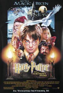 Harry Potter und der Stein der Weisen + Ü-Poster