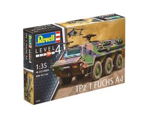 REVELL GmbH & Co.KG TPz 1 Fuchs A4 0 0 STK