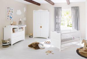 Kinderzimmer 'Florentina' extrabreit