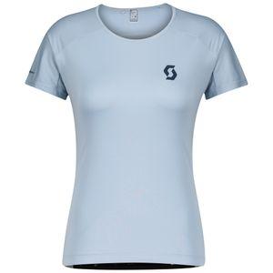 Scott T-Shirt Damen Endurance 10 s/sl glace blue/midnight blue S