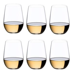 Riedel O RIESLING/SAUVINGNON BLANC VALUE 6 PACK, Farbe:Klar