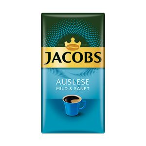 Jacobs  Filterkaffee Auslese Mild & Sanft | gemahlen | 500g