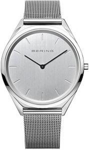 Bering Ultra Slim 4.8 Armbanduhr analog Quarz 17039-000