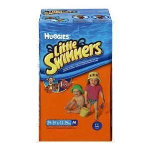 Huggies Einweg-Schwimmwindeln 'Little Swimmers' Größe 5, 11er Pack für 11-18kg