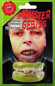 Zahngebiss Monster Neu Karneval Fasching