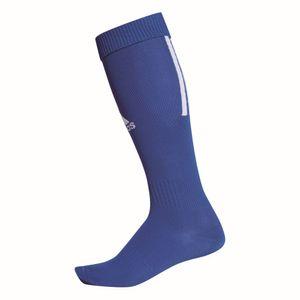 Adidas SANTOS SOCK 18 Stutzenstrümpfe blau-weiß