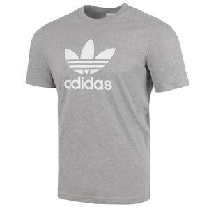 adidas Originals Trefoil Herren T-Shirt Grau, Größe:L