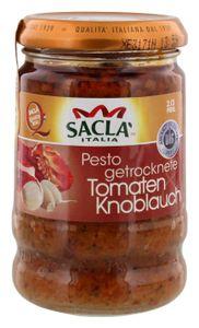 Sacla Pesto getrocknete Tomaten & Knoblauch (190 g)