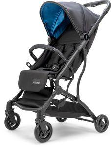 Osann Sport-Buggy Vegas – sportlicher Kinderwagen ab Geburt bis 22 kg – Buggy in Himmelblau mit Sonnenverdeck LSF 50+
