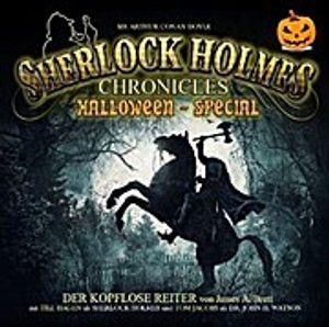 Sherlock Holmes Chronicles - Halloween Special, 1 Audio-CD