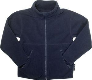 Playshoes Fleece-Jacke marine, Größe: 104