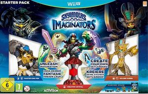 Skylanders Imaginators Starter Pack - WiiU