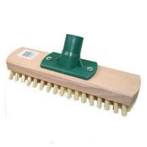 Orange85 - Teppichreiniger Schrubber Holz
