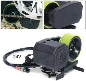 Tragbar  Fahrrad Booster Fahrradverstärker  Alu, für Elektrisches Mountainbike-Fahrrad 24V
