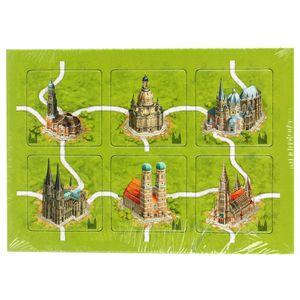 Carcassonne - Kathedralen in Deutschland Promo Mini Erweiterung  (neue Edition) (DE/EN)