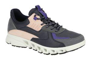 Ecco Multi Vent W 8802235190 Damensneaker, Multicolor,/Night Sky Leder, NEU - Damenschuhe Sneaker, Blau, leder (goretex)