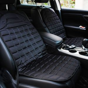 12V Universal Auto Sitzkissen beheizt Sitzbezüge 30W-38W 45-65 Grad einstellbar Auto Heizkissen Winter KFZ-Innenraumzubehör Autositze