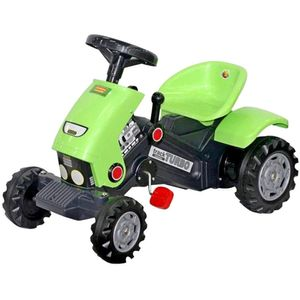 polesie 52735 turbo-2 Pedal Traktor Spielzeug
