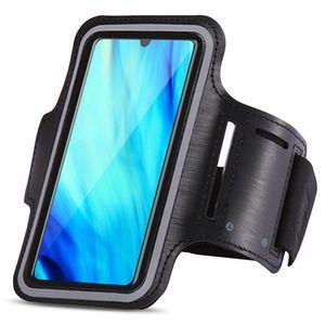 Sportarmband Huawei P30 Lite Jogging Handy Tasche Hülle Fitnesstasche Lauf Case