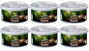 biozentrale Aufstrich Champignon fein aromatisch 125g 6er Pack