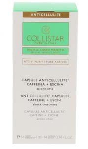 Collistar Pure Actives Anticellulite Capsules 56ml