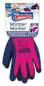 Mapa Spontex Handschuh Winter Worker Größe M mit Innenfutter