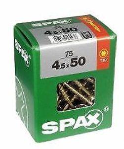 Spax TRX Senkkopf Wirox 4,5x50 L