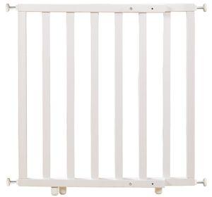 Türschutzgitter Roba 115 x 71 x 4,8 cm, weiß