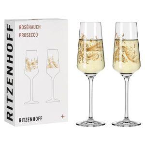 Ritzenhoff Prosecco-Gläser Roséhauch Prosecco 2er-Set 001