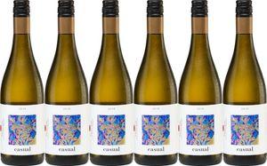 6x Casual Blanco 2017 – Bodega Tandem, Navarra – Weißwein