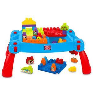Mega Bloks Bau- und Spieltisch