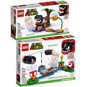LEGO? 71366-81 Super Mario? 2er Set Riesen-Kugelwi