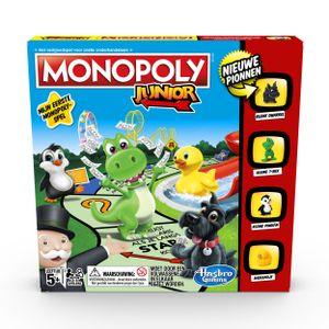 Hasbro Monopoly Junior, Kriegsspiel, Kinder, 5 Jahr(e)