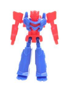 LG-Imports bausatz Mini-Roboter blau/rot 3 cm