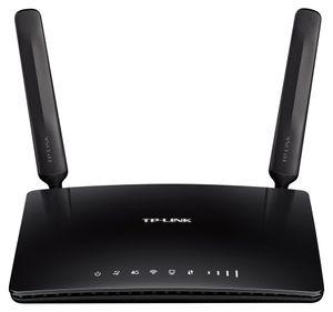 TP-LINK TL-MR6400 WLAN-Router Einzelband (2,4GHz) Schnelles Ethernet 3G 4G Schwarz