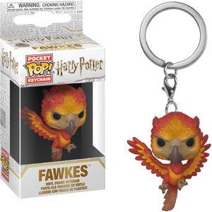 Harry Potter - Fawkes  - Schlüsselanhänger Funko Pocket POP! Keychain