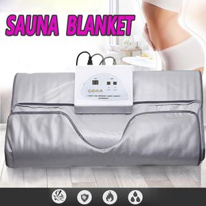 Infrarot Mobile Sauna Heimsauna Wärmekabine Saunakabine Body Slimming Bett