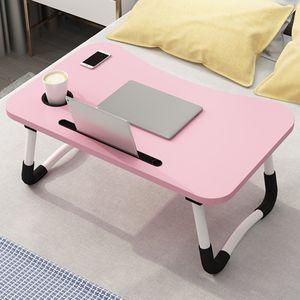 Tragbare verstellbare klappbare Laptop Schreibtisch Studie Computer Bett Tischständer faltbar Schreibtisch
