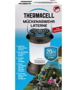 Thermacell Mückenabwehr Laterne