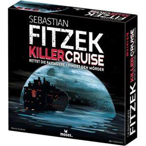 moses. Sebastian Fitzek Killercruise