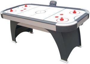 Bandito Airhockey Tisch Zodiac Airhockeytisch 5 ft. elektronische Anzeige